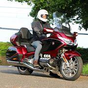 快適性は自動車レベルで、乗り味はバイク! 新型「ゴールドウイング」が予想以上におもしろい