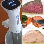 第4の調理法「低温調理」が簡単にできる「BONIQ」で、家庭料理のレベルが変わった!