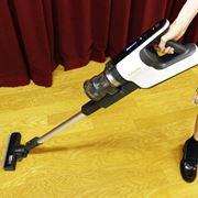 パナソニックのコードレススティック掃除機史上最高の吸引力!「パワーコードレス」登場