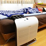 寝苦しさが解消! 送風で暑さが緩和される寝具「ふとんコンディショナー」がもう手放せない!!