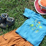 キャンプやハイキングなどで快適に遊ぶための子どもの服装、教えます!