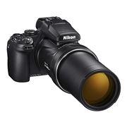ニコンから、光学125倍ズームに対応したデジカメ「COOLPIX P1000」が発売