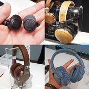 初の完全ワイヤレスイヤホン2機種などオーディオテクニカの新製品を一挙レポート!