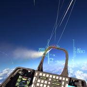 「エースコンバット7」話題のVRモードをプレイ! 本物のパイロット体験ゲームに大興奮