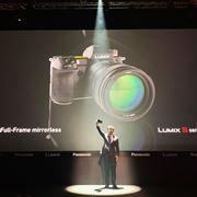 【実機フォト追加】パナソニックからフルサイズミラーレスカメラ「LUMIX S1R/S1」登場!