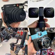 世界最大級のカメラ展示会「フォトキナ 2018」で見つけた注目カメラ&グッズまとめ