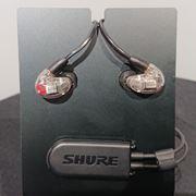 Shureの新Bluetoothリケーブル「RMCE-BT2」はパワーアップしたヘッドホンアンプで音質向上!