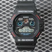 25年ぶりの復刻! G-SHOCKの3つ目モデルは「5900」こそオリジン