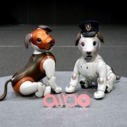 「aibo」が番犬に!? 新サービス「aiboのおまわりさん」が安心でかわいい