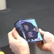 折りたたみスマホの理想形? シャオミが3つ折りスマホ動画を公開