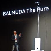 """韓国まで見に行ってきた! """"光で見せる""""バルミューダの空気清浄機「BALMUDA The Pure」"""