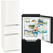 一人暮らしにも最適! 新生活向け小型冷蔵庫12選