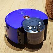 パワフルな吸引力がさらに20%UP! ダイソンのロボット掃除機「Dyson 360 Heurist」登場