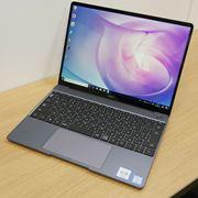 「MacBook Air」は意識してないんだから! ファーウェイが「MateBook 13」を発表