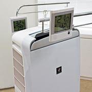 除湿しながら冷たい風で涼めるシャープの冷風機能付き除湿機「コンパクトクール」
