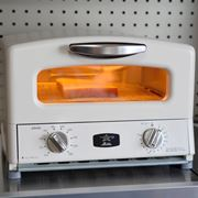 """超ウマそう…! アラジンの""""0.2秒発熱トースター""""でパンを焼く動画を撮ってみた"""