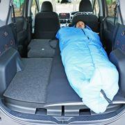 12月に車中泊! 寒さも感じずぐっすり就寝できたトヨタ「シエンタ」がイイ感じ
