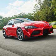 発売直前のトヨタ 新型「スープラ」とBMW 新型「Z4」、3L直6エンジン同士で乗り比べ!