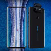 ASUS「ZenFone 6」発表。フリップ式カメラと大容量バッテリーで高コスパを実現
