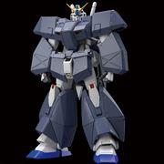 「ポケ戦」の「ガンダムNT-1」新MG版は4層構造! 折れたアンテナやヘッドギア付き