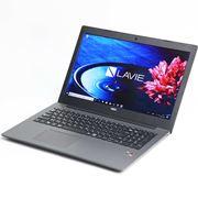 高性能APU「Ryzen 7 2700U」搭載! 高コスパなスタンダードノート「LAVIE Note Standard」[PR]