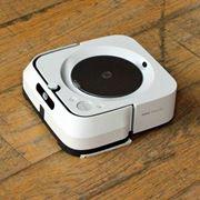 ついにルンバと連携プレイ! 新型床拭きロボット「ブラーバ ジェットm6」の進化