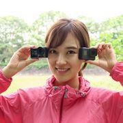【比べてみた】カメラ初心者女子が「GoPro」と「OSMO ACTION」を使った結果…