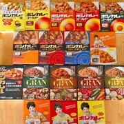 元祖レトルトカレー「ボンカレー」全17種類を食べ比べ! あなたはどれが好き?