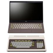NECが40周年記念モデル「LAVIE Pro Mobile」発表。PC-8001の記念ミニチュアも誕生!
