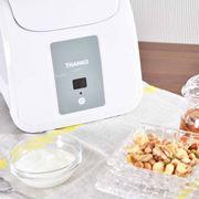 発酵が終わったら自動で冷蔵! サンコー「ヨーグルト冷蔵庫」が便利
