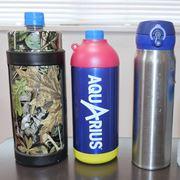 ずっと冷たいのはどれ? 真空断熱水筒 vs ペットボトルクーラーで保冷力対決!