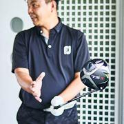 城彰二 meets TS3ドライバー 「顔も球も、めちゃカッコいい!」