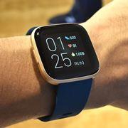 "「Apple Watch」より""ヘルシー""で安い! Alexa搭載スマートウオッチ「Fitbit Versa 2」"