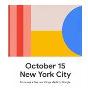 「Pixel 4」は10月15日発表。Googleがイベント「Made by Google」を開催へ