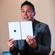 「Surface Duo」と「Neo」をチラ見せ。「Surface Laptop 3 15インチ」は日本市場狙い!?