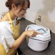 大人気「ホットクック」で作る無水カレー! 栄養&ウマさの秘密を管理栄養士が解説