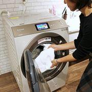 専用コースでタオルが変わる! こだわりのコースを搭載したパナソニックの新ドラム式洗濯乾燥機