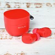 [PR]コスパよすぎ!小さくてカラフルで音もいいSOULの完全ワイヤレスイヤホン「ST-XX」