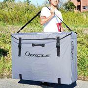 自転車の輪行に最適な、何でも収納できる「遠征用巨大ボックス」を使ってみた!
