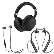 AIR by MPOWのワイヤレスイヤホン・ヘッドホンは価格を上まわる質感と音質に注目!