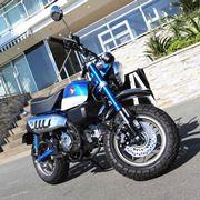 なんと、ホンダのバイクが無料で借りられる!「モンキー125」に乗ってその魅力をレビュー