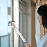 面倒な「窓掃除」をめちゃくちゃカンタン&楽に終わらせる方法
