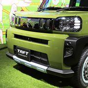 ライバルとは異なる「ダイハツらしさを」新型SUV「タフトコンセプト」デザイナーインタビュー