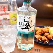 から揚げや焼き鳥にベストマッチ! 令和の日本ジン「翠(SUI)」で作るジンソーダ