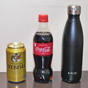 """コーラもビールもキンキン! """"炭酸飲料を入れられる""""魔法瓶がスゴかった"""