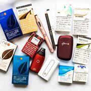 加熱式タバコ×専用カートリッジの「におわずうまい」組み合わせTOP10