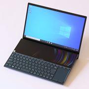14型で機動性がアップした2画面ノートPC「ZenBook Duo UX481FL」レビュー