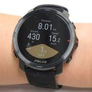 登山やトレラン愛好家向けの新GPSウォッチ「ポラール グリット X」は高コスパ!
