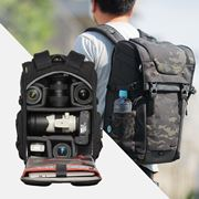 [PR]2台のカメラを素早く出し分けできる! ハクバの高機能カメラバッグが便利すぎ