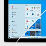 Windows 10のスタートメニューがデザインを一新。アイコンの視認性がアップ